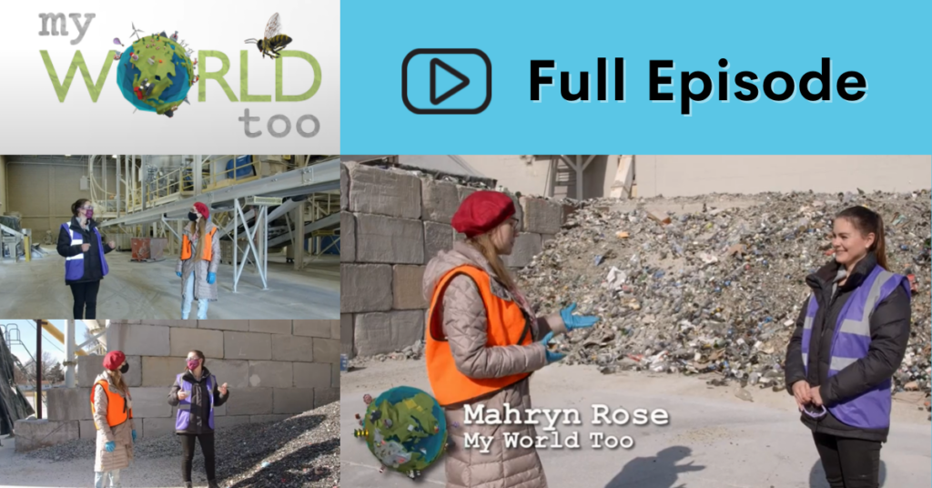 Ripple Glass featured on PBS show My World Too